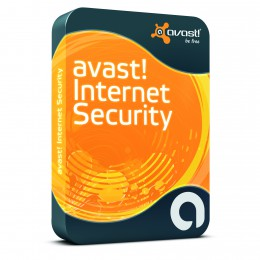 Total Security: avast! Internet Security 1PC 1year