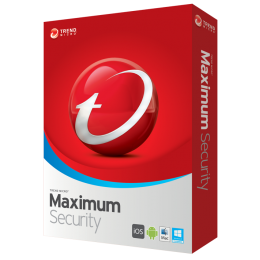 Total Security: Trend Micro Maximum Security 3PC 1year