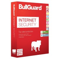 BullGuard Internet Security 3PC 1jaar