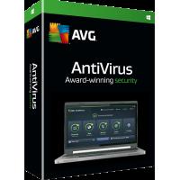 Antivirus: AVG Antivirus 1PC 1year