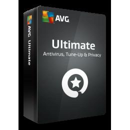 Optimalisatie: AVG Ultimate: combi Performance + Protection 1 Jaar