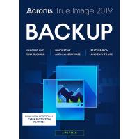 Acronis True Image 2019 3PC/MAC