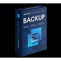 Backup and Repair: Acronis True Image 2019 1PC/MAC (2020-upgrade)