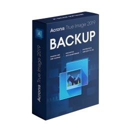 Local Backup: Acronis True Image 2019 5 PC/MAC