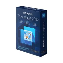 Backup en Onderhoud: Acronis True Image 2020 1PC/MAC