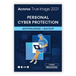 Acronis True Image Premium 2021 1Device 1Year