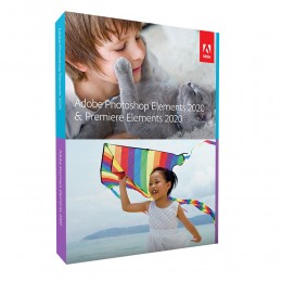 Adobe Photoshop Elements + Premiere Elements 2020 - Engels - Windows