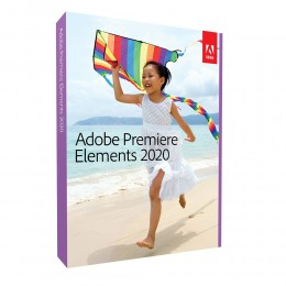 Adobe Premiere Elements 2020 - Engels - Windows