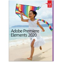 Video editing: Adobe Premiere Elements 2020 | English | Windows