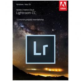 Fotobewerking: Adobe Lightroom CC 1 Gebruiker 1Jaar + 1TB cloud