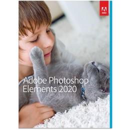 Photo editing: Adobe Photoshop Elements 2020 - English - Mac