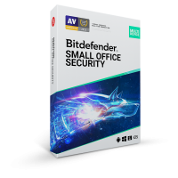 Business IT Security: Bitdefender Small Office Security | 20Devices| 2Year
