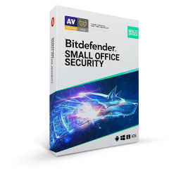 Bitdefender Small Office Security | 20Devices| 1Year