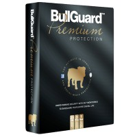 Total Security: BullGuard Premium Protection 3devices 1year