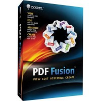 PDF processing(and OCR): Corel PDF Fusion 1PC WIN
