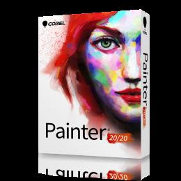 Video editing: Corel Painter 2020 PC/MAC