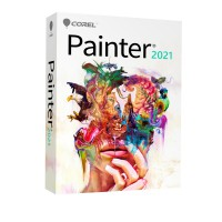 Video editing: Corel Painter 2021 PC/MAC
