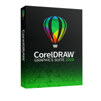 Photo editing: CorelDRAW Graphics Suite 2020 - Windows