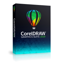 Photo editing: CorelDRAW Graphics Suite 2020 - Mac