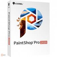 Photo editing: Corel PaintShop Pro 2020 Standard