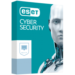 Antivirus: ESET Cyber Security 2Macs 1Jaar Verlenging 2019