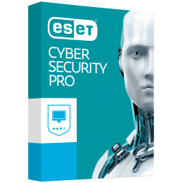 Internet Security: ESET Cyber Security PRO 1MAC 1Year