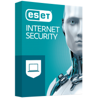 Internet Security: ESET Internet Security 1PC 1Year