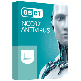 Antivirus: ESET NOD32 Antivirus 1PC 1Year