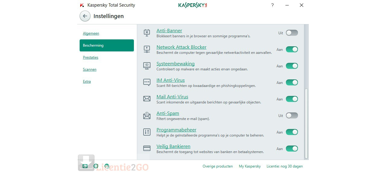 Kaspersky Total Security Multi-Device 5-Devices 1year