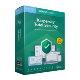 Total Security: Kaspersky Total Security 2019 3Devices 1year