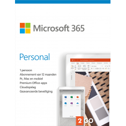 Microsoft 365 Personal 1User 1year