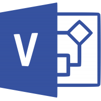 Office products: Microsoft Visio Professional 2019