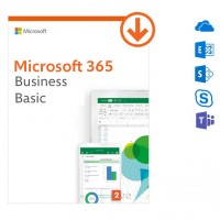 Office for business: Microsoft 365 Business Basic | Annual subscription | 1 User