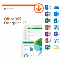 Office: Microsoft Office 365 Enterprise E5