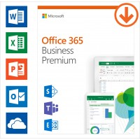 Office 365: Microsoft 365 Business Standard | Monthly subscription | 1User | 15 Devices