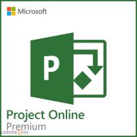 Office for business: Microsoft Project Online Premium abonnement 2019