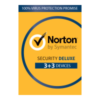 Norton Security Deluxe 6Devices 1years