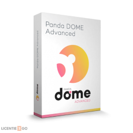 Internet Security: Panda Dome Advanced Internet Security 2019 3devices 1year