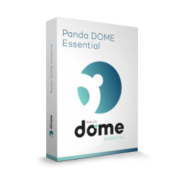 Antivirus: Panda Dome Essential Antivirus 2019 3apparaten 1jaar
