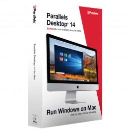 Virtualisatie: Parallels Desktop 14