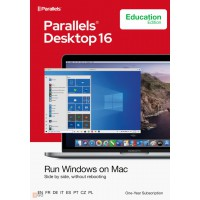 Virtualisation: Parallels Desktop  16 | for Mac | Edu version | 1Year | 1 installation