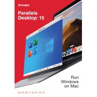 Backup and Repair: Parallels Desktop 15 for Mac - One-time purchase