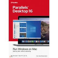 Backup and Repair: Parallels Desktop 16 for Mac | 1Year | 1 installation