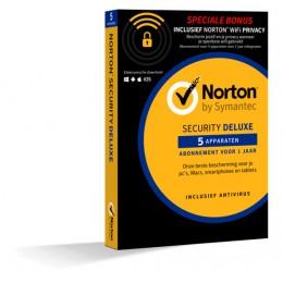 Norton Wifi Privacy bundel